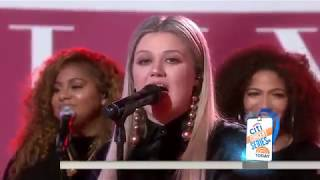 """Kelly Clarkson - """"Didn't I"""" LIVE on the Today Show 2018!"""