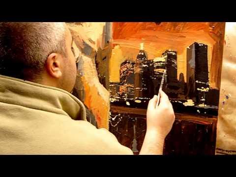 Maxim Grunin Painting and Art