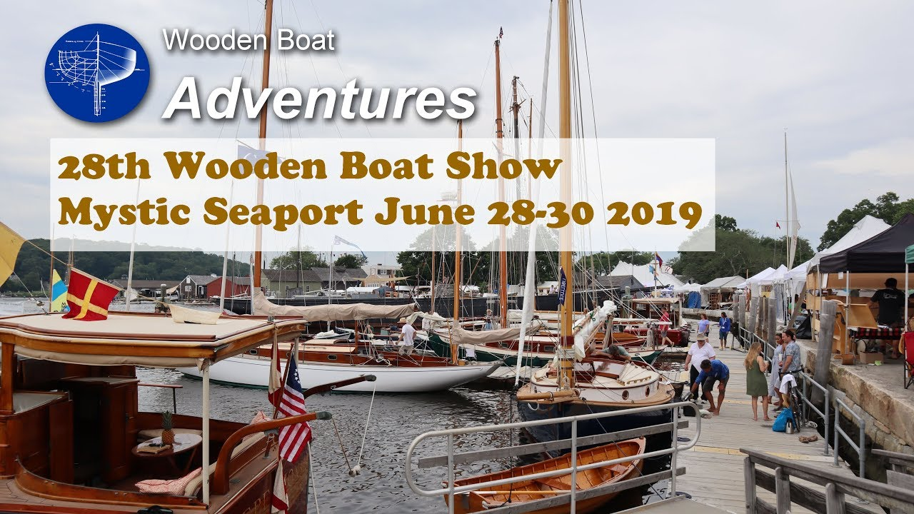 Wooden Boat Show 2019