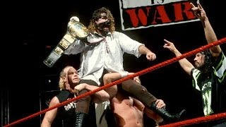 WWE Top 50 Moments of the Attitude Era