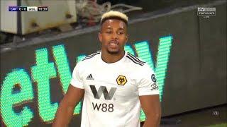 Adama Traoré vs Cardiff (30/11/2018) HD 1080i EPL
