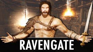 Skyrim Mod: Ravengate - Riften Underground