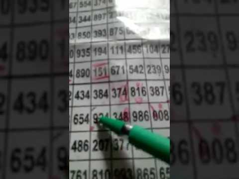 Thai Lottery Result August 1 2017- Sure Wining Formula