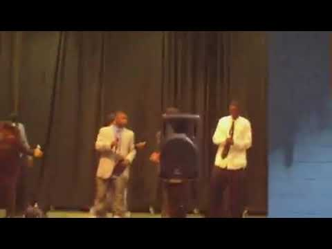 A.P.O.S.T.L.E. Performs At Tappahannock Elementary School (2009) Grace & Mercy Outreach Ministries