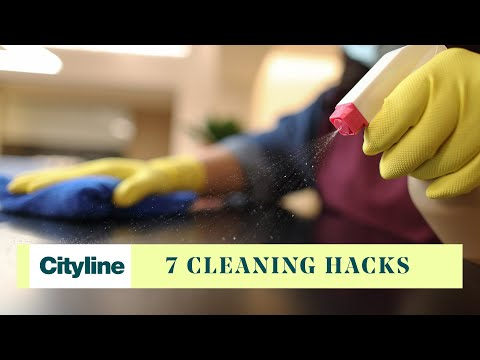 7 time-saving cleaning hacks you've probably never heard of