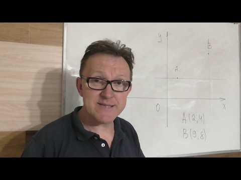 Как найти расстояние между точками по координатам