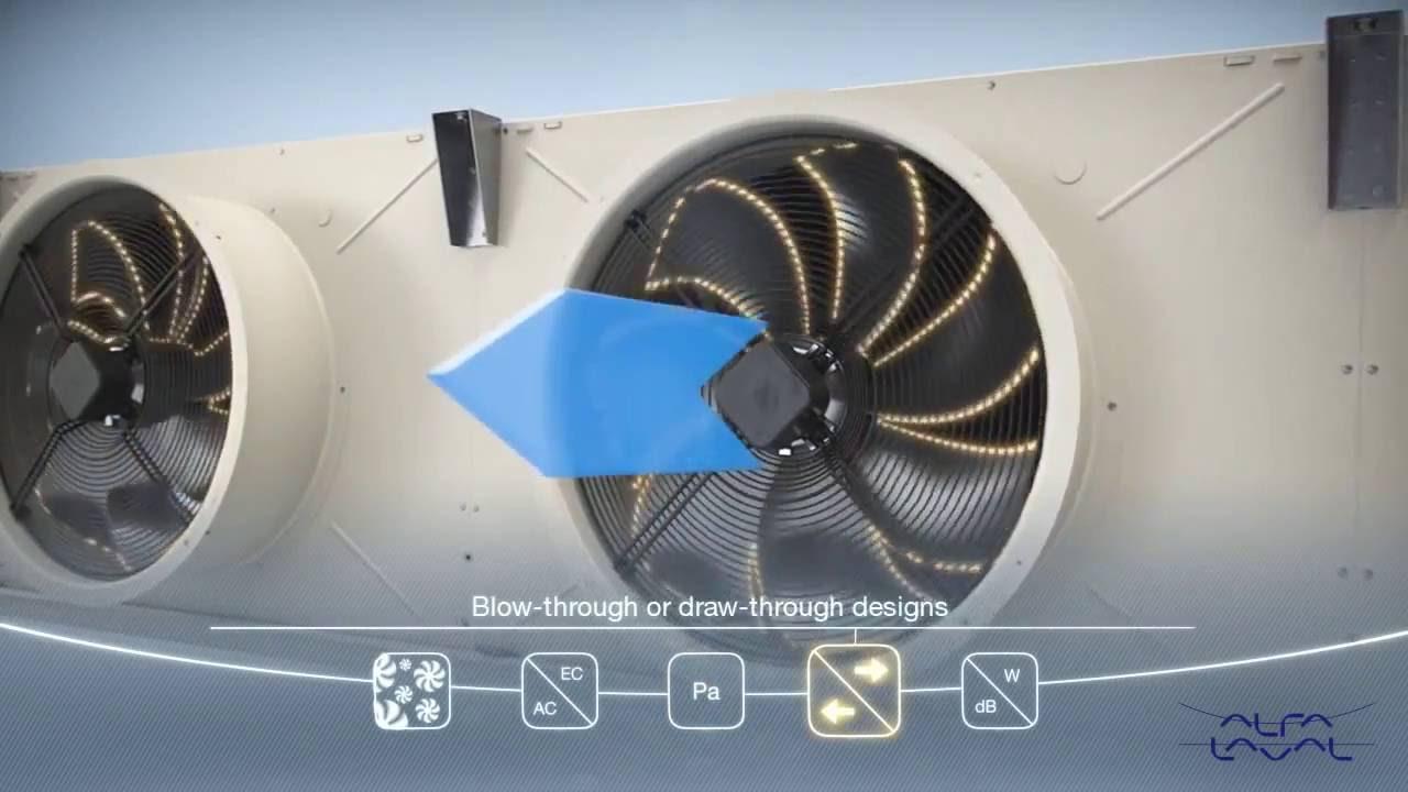 Воздухоохладитель альфа лаваль в в youtube как подключать теплообменник на горячую воду