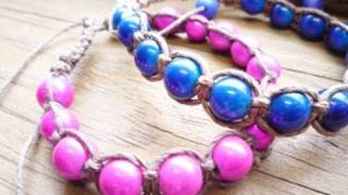Nialaya Inspired Bracelets -- A Requested Jewelry-making Tutorial