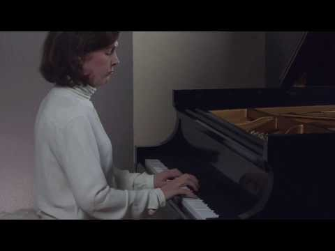 Anne-Marie McDermott plays Haydn in the CPR Performance Studio