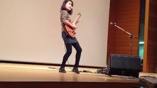 カルロス サンタナ (哀愁のヨーロッパ) を弾いてみました.