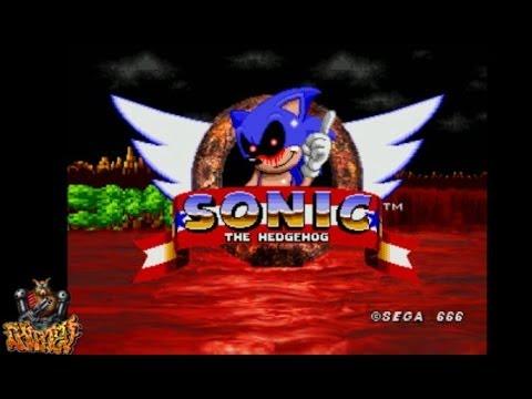 Sonic.exe Прохождение (PC)