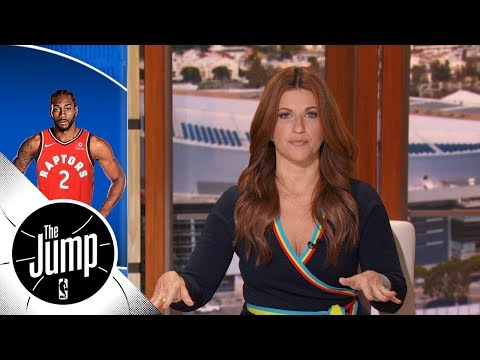 Rachel Nichols gives the latest surrounding the Kawhi LeonardDeMar DeRozan trade  The Jump  ESPN