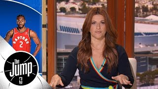 Rachel Nichols gives the latest surrounding the Kawhi Leonard-DeMar DeRozan trade | The Jump | ESPN