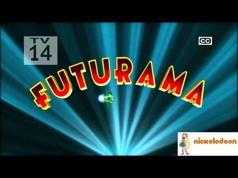 Intro de Futurama