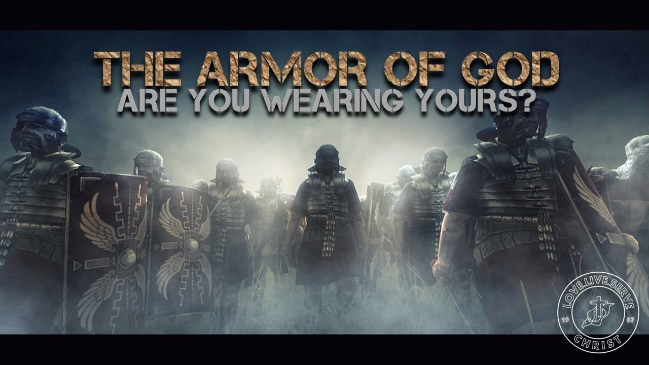 the armor of god are you wearing yours