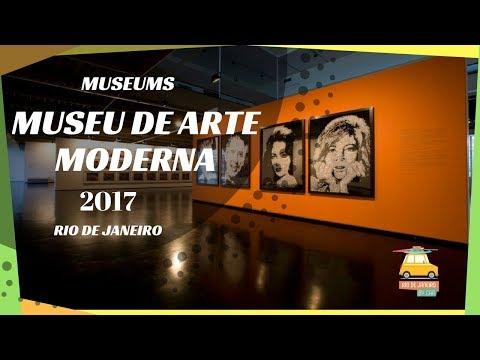 Museum of Modern Art tour MAM | Museu de Arte Moderna do Rio de Janeiro #32