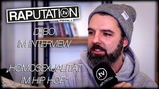 D-Bo über Homosexualität im Hip-Hop (RAPutation.TV)