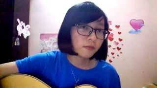 cover guitar A little love