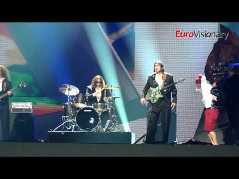 Rambo Amadeus - Euro Neuro - Eurovision Song Contest - Montenegro 2012 - First Semi-final