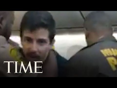 Miami: Man Removed From Plane For Harassing A Couple | TIME