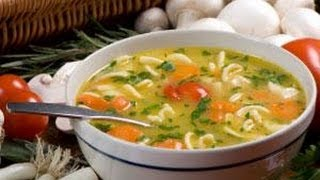 Vegetable Manchow Soup - Sanjeev Kapoor - Quick Chef