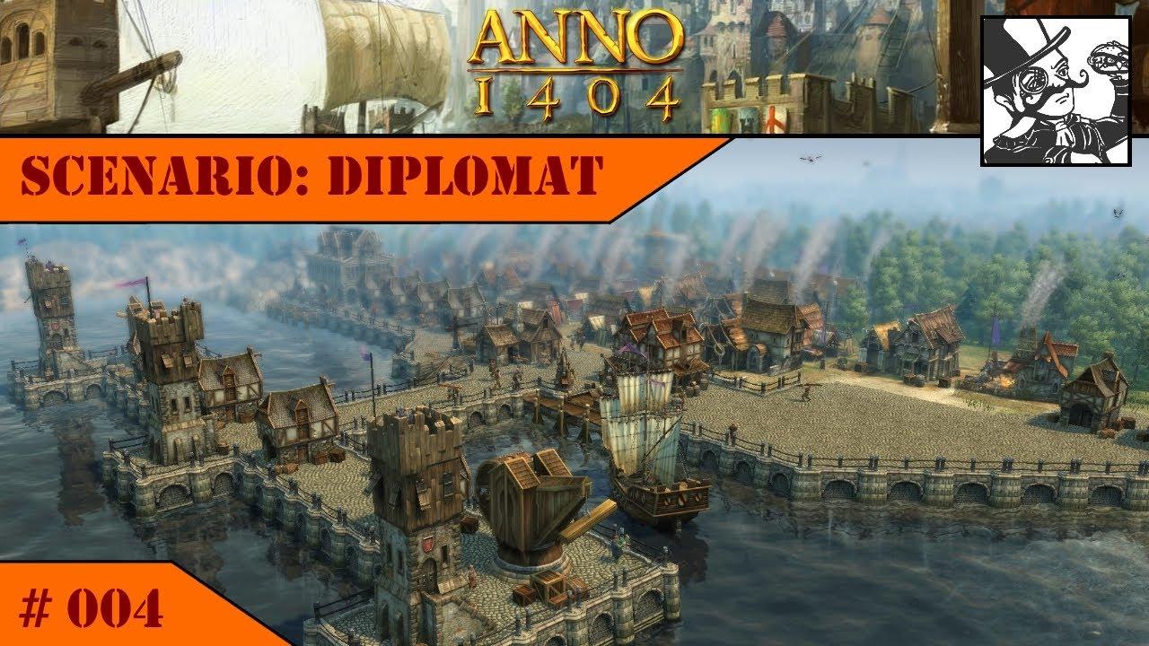 Anno 1404 - Venice: Diplomat #004 Industrial Development, Patricians and a  big rant!