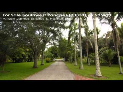 13711 Old Sheridan Street, Southwest Ranches, Florida $3900000