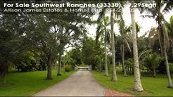 13711 Old Sheridan Street, Southwest Ranches, Florida $3900000