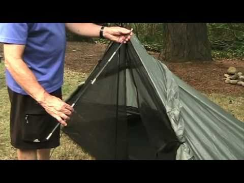 Only The Lightest, Ch 8: Ultralight Backpacking Tents and Shelters