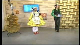 Как танцевать татарский танец?