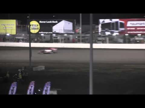 Texas Motor Speedway 3-8-14  Outlaw Mod B-Main #2- Chris Brown #21
