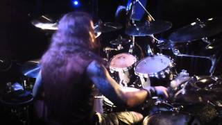 "JASON BITTNER ""MY DEMISE"" SHADOWS FALL LIVE 7/1/11 PT.1"