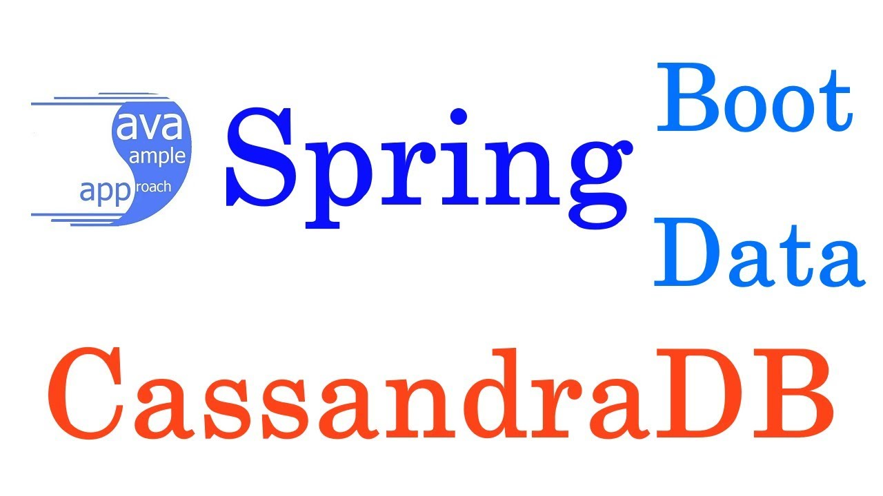 How to start Spring Data Cassandra with