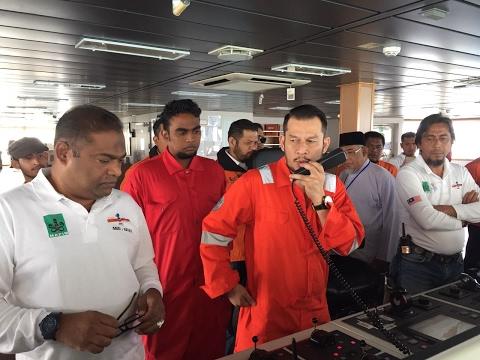 Bangladesh Navy diverts Rohingya aid ship to Cox's Bazar