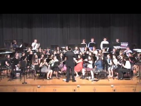 Northley Middle School Spring Band Concert 2015