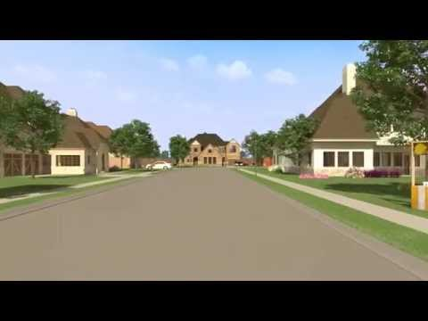 Concept Tour of new planned community in Flower Mound, TX