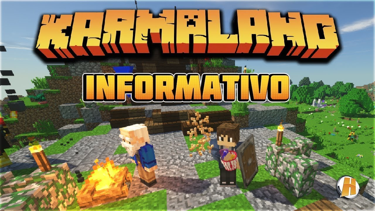 KARMALAND 4   INFORMATIVO   MODPACK OFICIAL   @HeberonYT