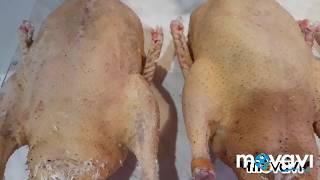 Заготовка мяса уток Мулардов!// Вкусное Жаркое!!!