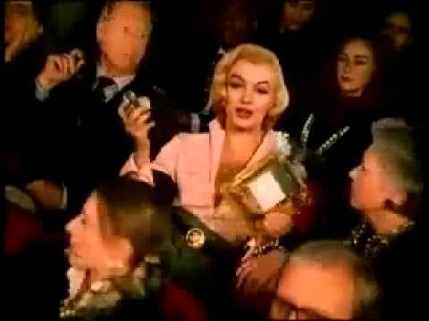 Marilyn Monroe Commercial Chanel No.5