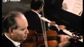 Oistrach-Badura-Skoda-Mozart-6 Variations for Violin and Piano KV 360 (HD)