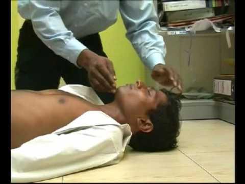 Head Tilt Chin Lift Technique In CPR