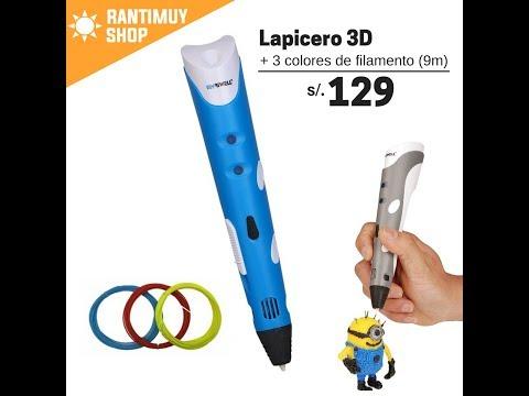 lapicero-impresora-3d-mirewell