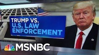 "Nance: President Trump's FBI And DOJ Attacks ""From The Dictator's Playbook"" | Velshi & Ruhle | MSNBC"