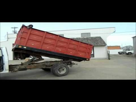 1996 ford f450 super duty dump truck for sale sold at auction february 9 2012 youtube. Black Bedroom Furniture Sets. Home Design Ideas