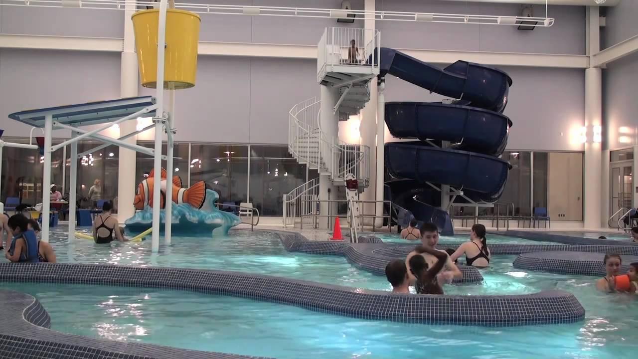 Germantown Kroc Center Hosts Swim Clinic Youtube