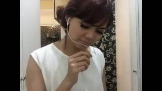 Keren...  All I ask Adele versi sinden sunda cover by tth heuristic Rina nose 💕
