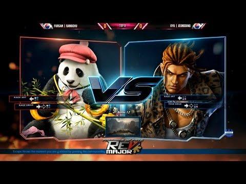 REV Major 2018 - Rangchu (Panda) VS Jeondding (Eddy, Chloe)