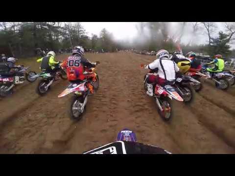 Ben Kelley Moto 1 Southwick GP JDay Offroad RD1 4/28/2019