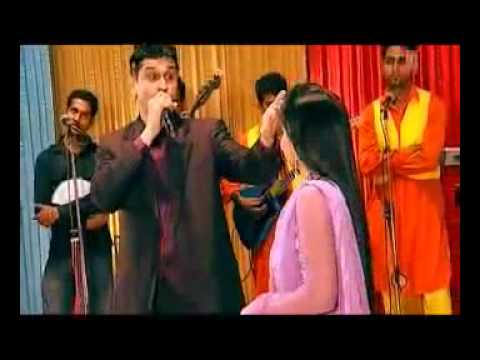 ROSHAN PRINCE & MISS POOJA LIVE SHOW PART 4