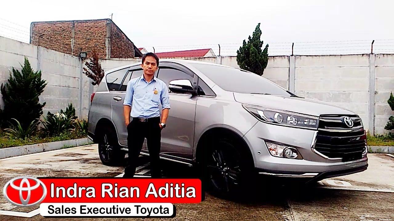 Perbedaan All New Kijang Innova Tipe G Dan V Warna Grand Avanza Dark Brown Review Toyota Venturer Youtube